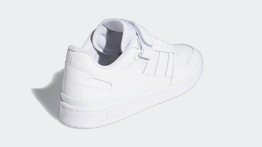 adidas Forum Low Cloud White Back