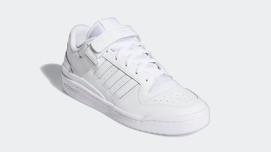 adidas Forum Low Cloud White Side