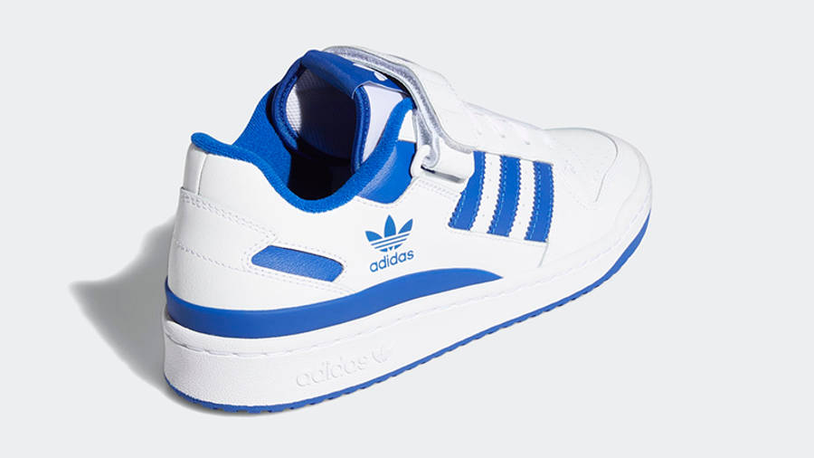 adidas Forum Low Royal Blue Back
