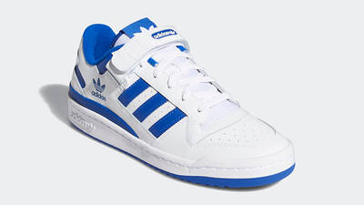 adidas Forum Low Royal Blue Side