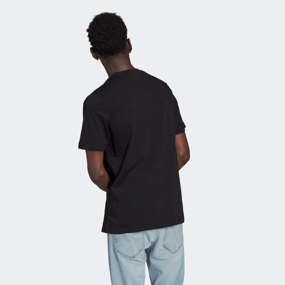 adidas Loungewear Adicolor Essentials Trefoil T-shirt GN3416 Back