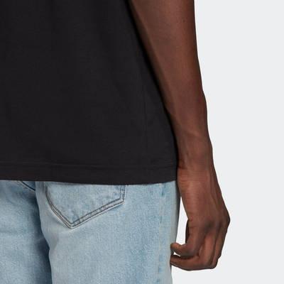 adidas Loungewear Adicolor Essentials Trefoil T-shirt GN3416 Detail 2