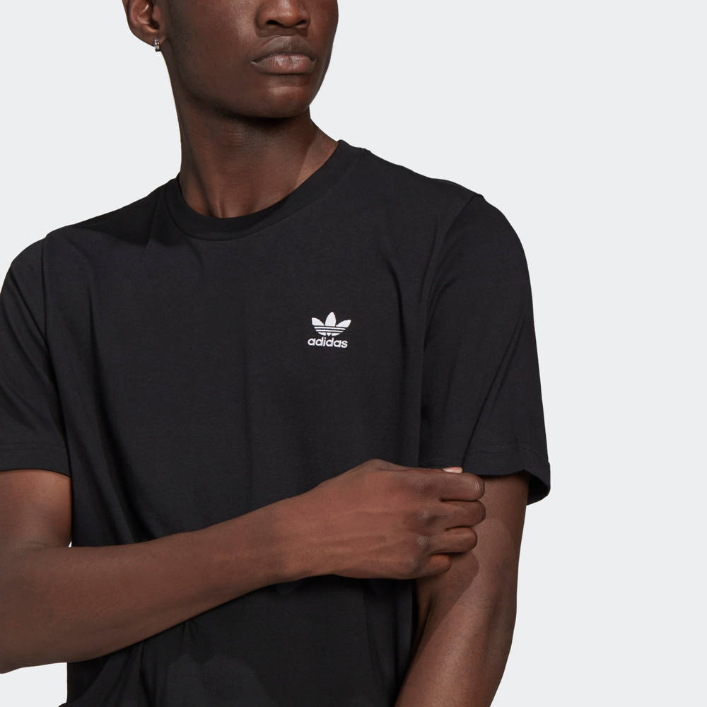 adidas Loungewear Adicolor Essentials Trefoil T-shirt GN3416 Detail