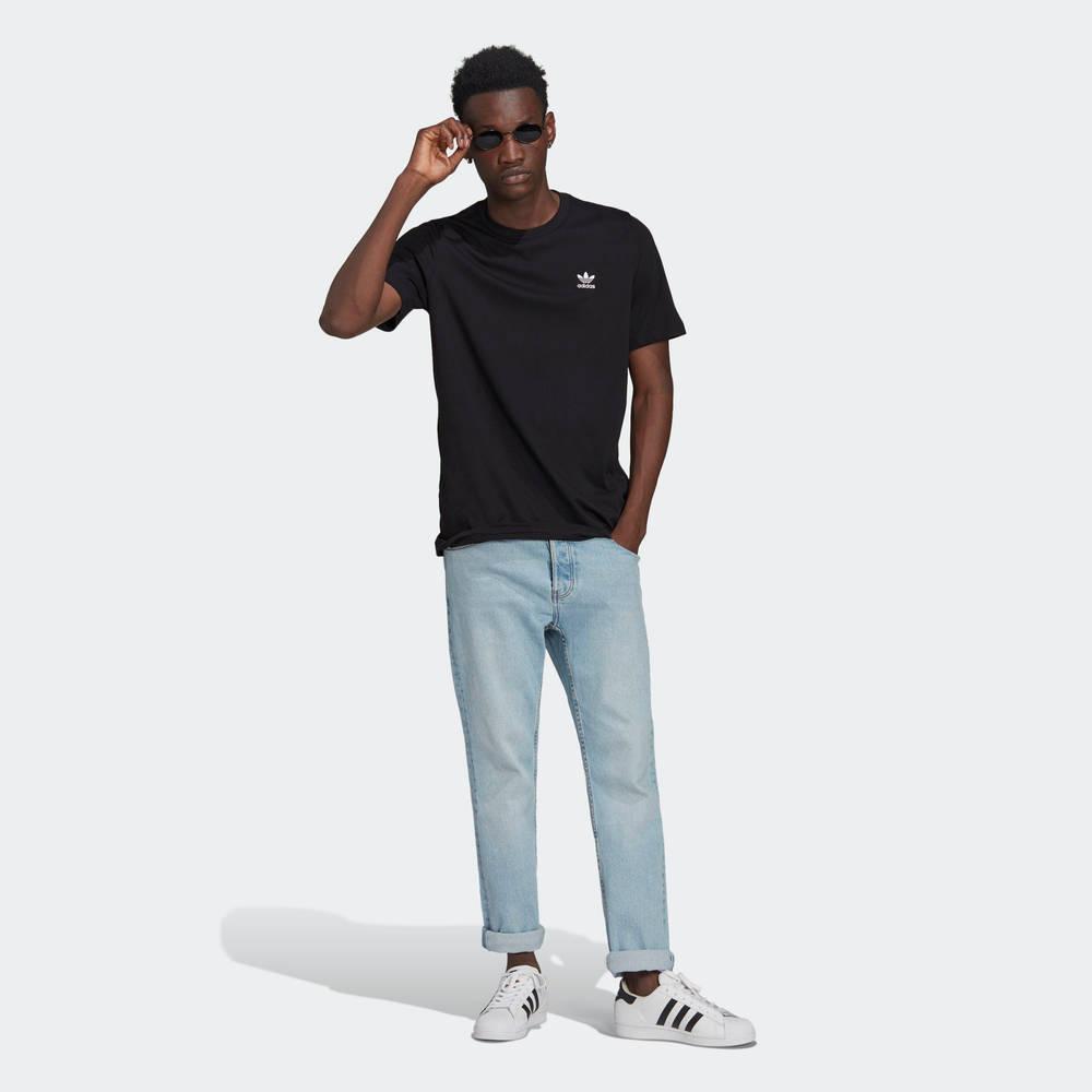 adidas Loungewear Adicolor Essentials Trefoil T-shirt GN3416 Full