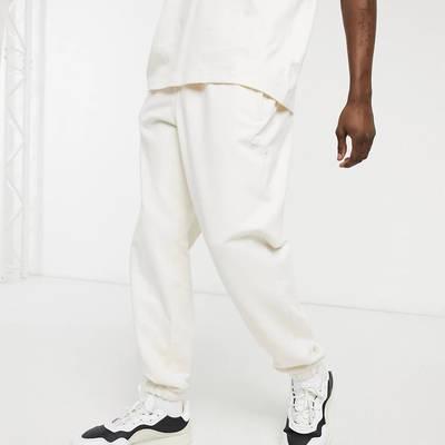 adidas Original Premium Co-ord Joggers Off-White Full