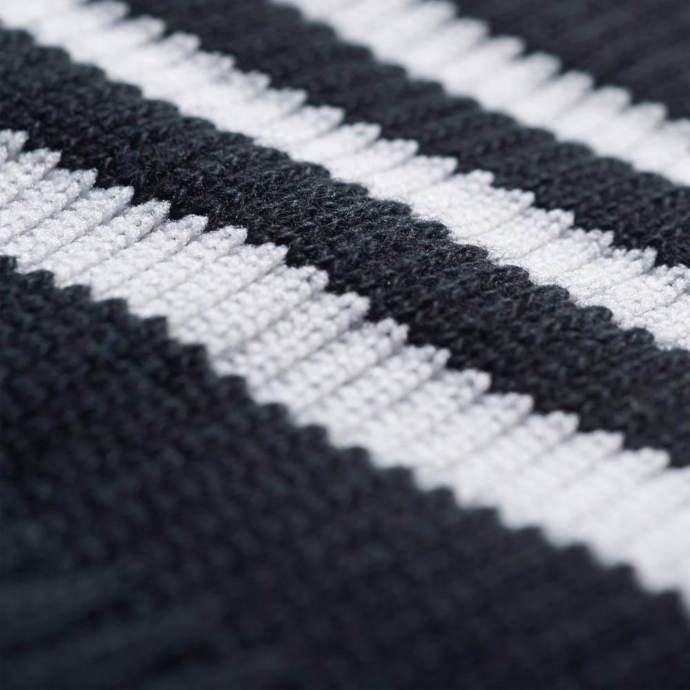 adidas Originals Crew Socks Black Stripes