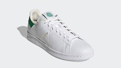 adidas Stan Smith Cloud White Green Front