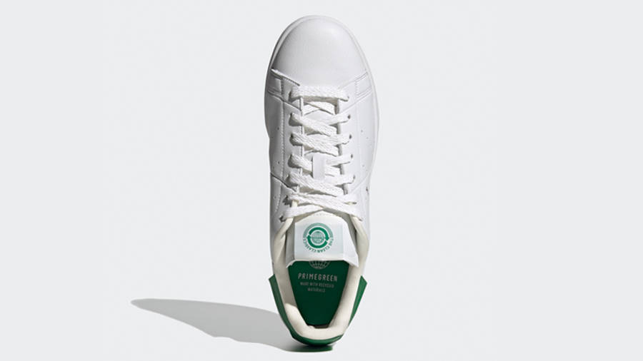 adidas Stan Smith Cloud White Green Middle