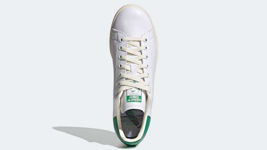 adidas Stan Smith Cream White Green Middle