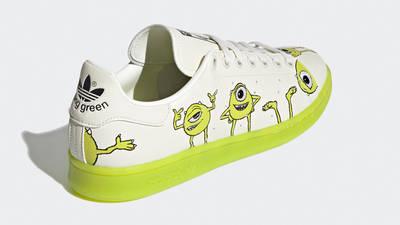 adidas Stan Smith Mike Wazowski Back