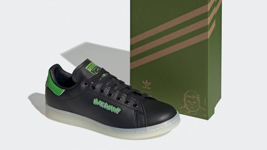 adidas Stan Smith Primegreen Hulk Pack