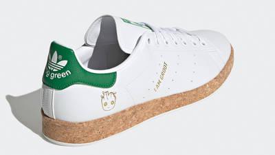 adidas Stan Smith Primegreen I Am Groot Back