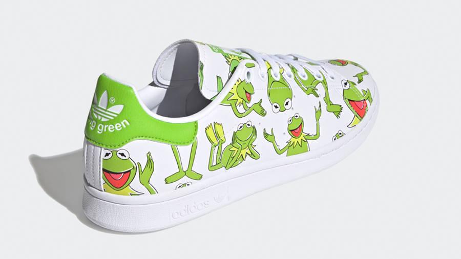 adidas Stan Smith Primegreen Kermit Back
