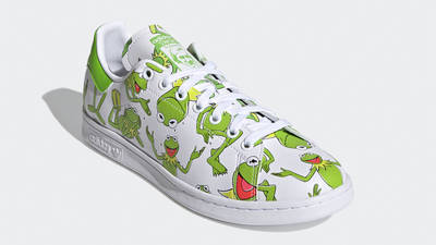 adidas Stan Smith Primegreen Kermit Front