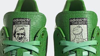 adidas Stan Smith Primegreen Rex Closeup