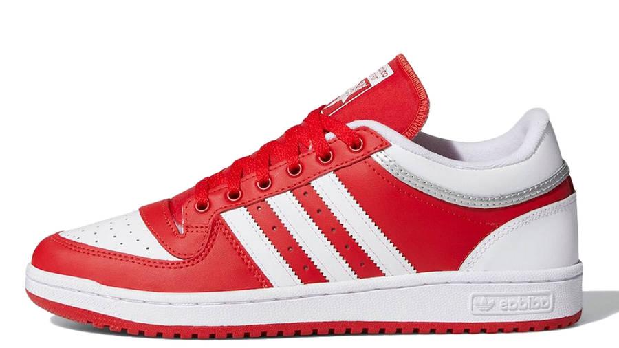 adidas Top Ten Low BB Scarlet