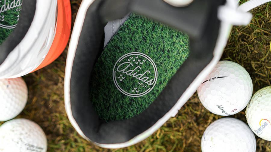 adidas ZX 8000 Golf Cloud White Black Lifestyle Top