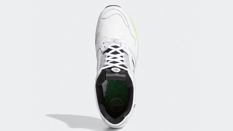 adidas ZX 8000 Golf Cloud White Black Middle