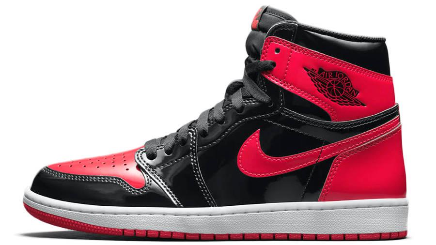 Air Jordan 1 High OG Patent Bred 55088-063