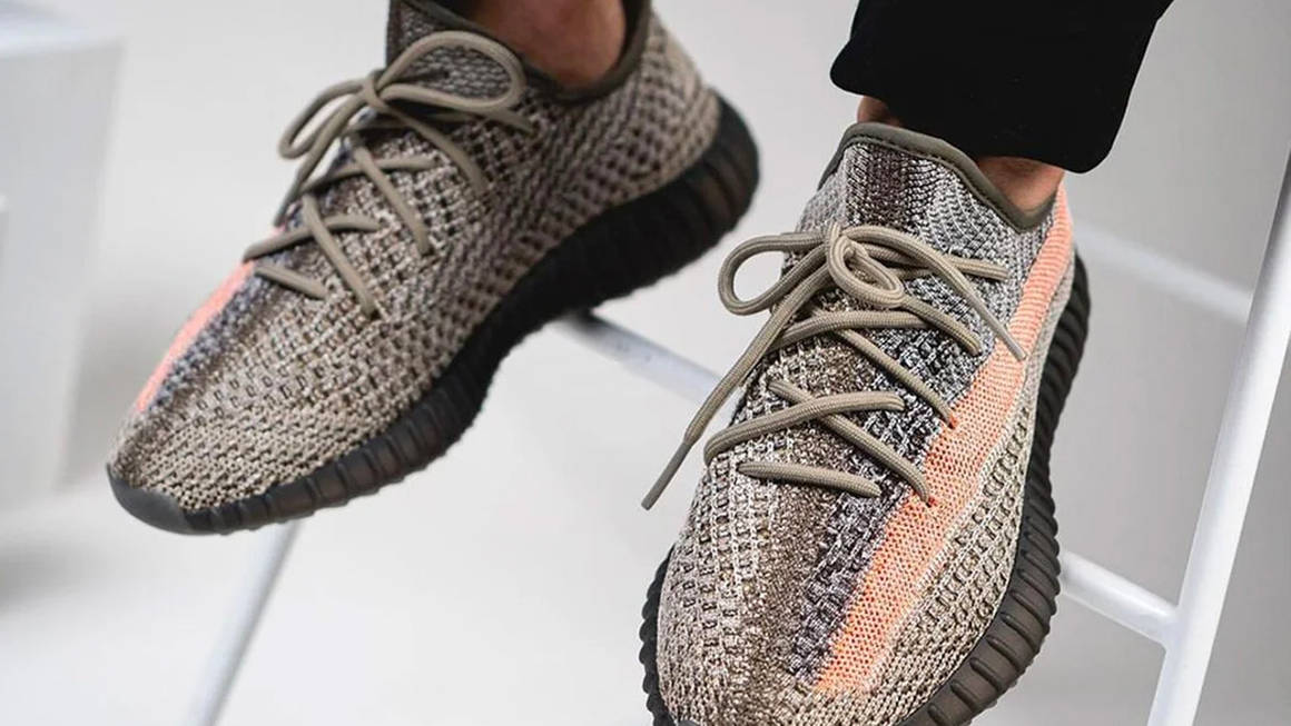 The Yeezy Boost 350 V2
