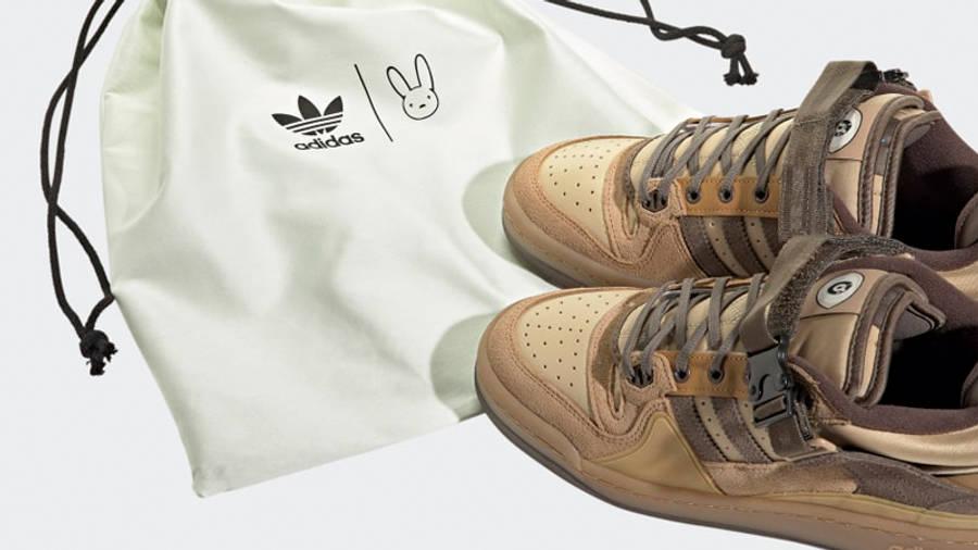 Bad Bunny x adidas Forum Lo Brown Pack