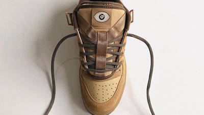 Bad Bunny x adidas Forum Low Brown First Look Top
