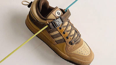 Bad Bunny x adidas Forum Low Brown First Look