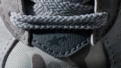 BAPE x New Balance 2002R Grey Camo First Look