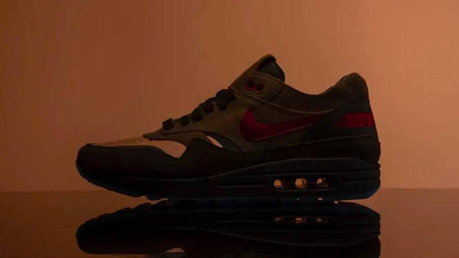 CLOT x Nike Air Max 1 Kiss of Death Cha First Look