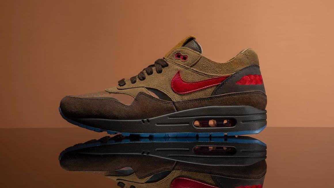CLOT x Nike AM1 Cha