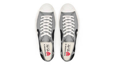Comme des Garcons x Converse Jack Purcell Grey Middle