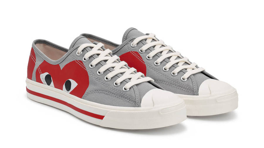 Comme des Garcons x Converse Jack Purcell Red Front