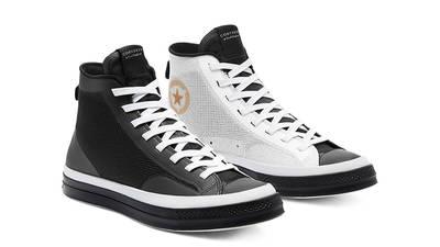 Converse Chuck 70 All Star Hi Black White Side
