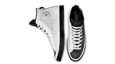 Converse Chuck 70 All Star Hi Black White Top