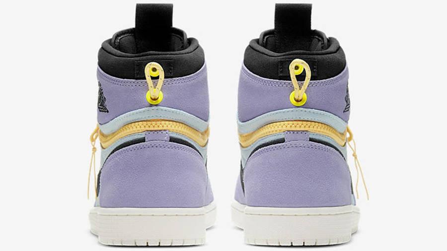 Jordan 1 High Switch Purple Pulse CW6576-500 BACK