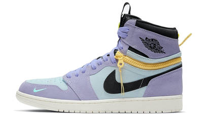 Jordan 1 High Switch Purple Pulse CW6576-500