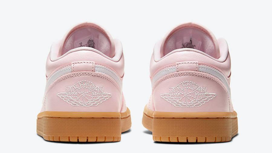Jordan 1 Low Arctic Pink Gum DC0774-601 back