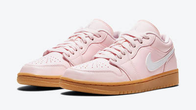Jordan 1 Low Arctic Pink Gum DC0774-601 front