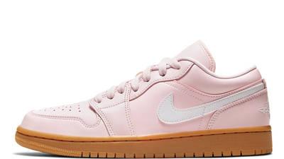 Jordan 1 Low Arctic Pink Gum DC0774-601