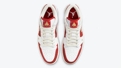 Jordan 1 Low Spades Middle