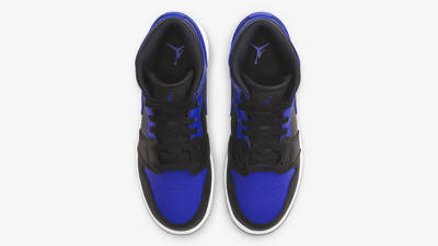 Jordan 1 Mid GS Hyper Royal Middle