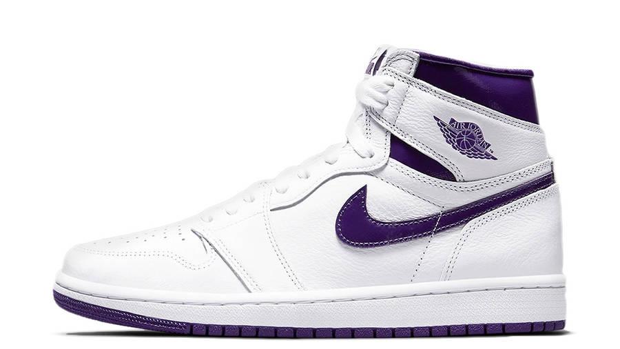 Jordan 1 Retro High OG Court Purple