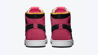 Jordan 1 Zoom Comfort Fireberry CT0978-601 back
