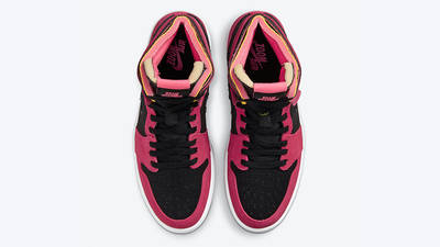 Jordan 1 Zoom Comfort Fireberry CT0978-601 middle