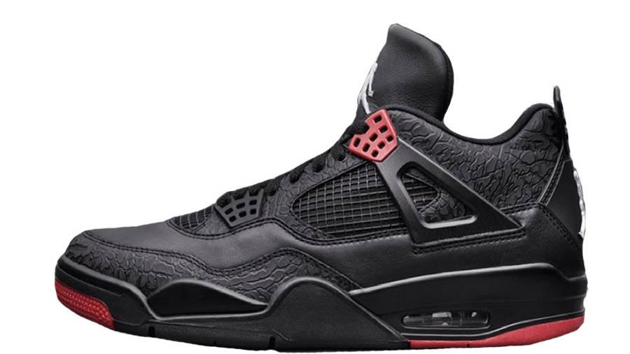 Jordan 4 Red Thunder CT8527-016