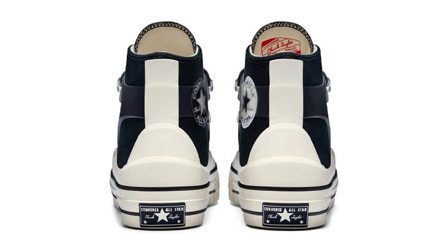 Kim Jones x Converse Chuck 70 All Star Black Back