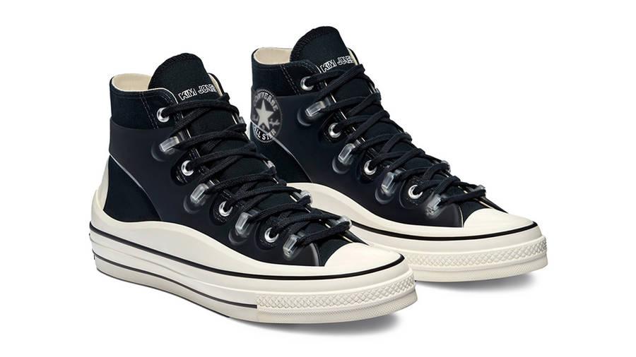 Kim Jones x Converse Chuck 70 All Star Black Front