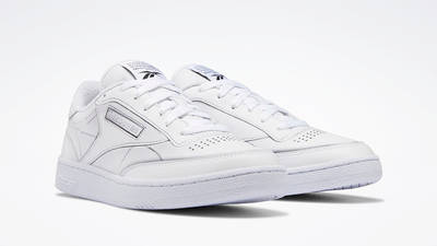 Maison Margiela x Reebok Club Tromp Leoil White Side