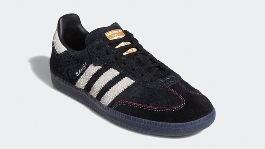 Maite Steenhoudt x adidas Samba ADV Core Black White Front