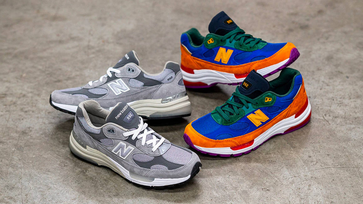 Kick Off the New Season With These Spring-Ready New Balance Sneakers